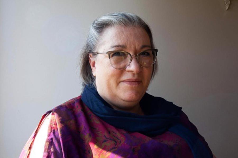 Sarah Chisholm